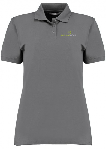 FLEMING HOMES LADIES POLOSHIRT