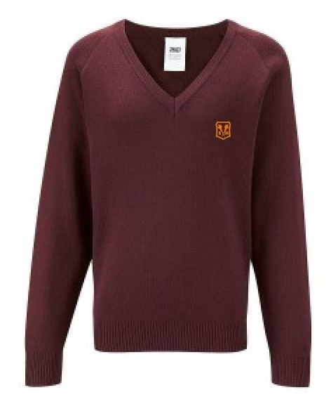 ST MARTHAS PRIMARY SCHOOL KNITTED JUMPER