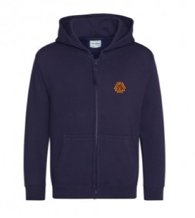 MAYFIELD PS ZIPPED HOODIE