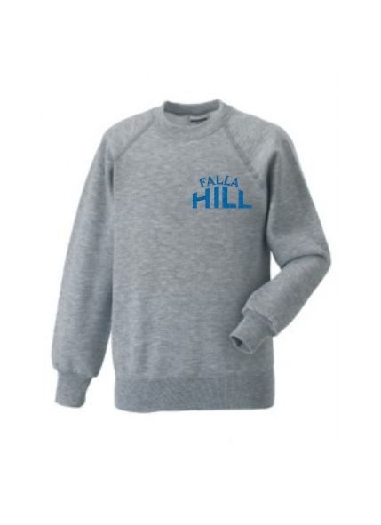 FALLA HILL PRIMARY 7 SCHOOL SWEATSHIRT *P7 ONLY*