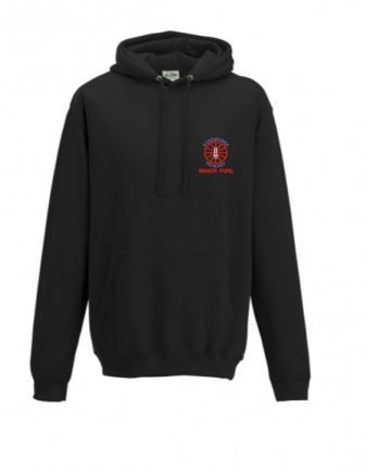 GOREBRIDGE PRIMARY 7 SCHOOL HOODIE WITH PRINT