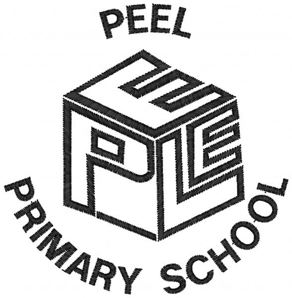 PEEL PRIMARY SCHOOL BLAZER BADGE
