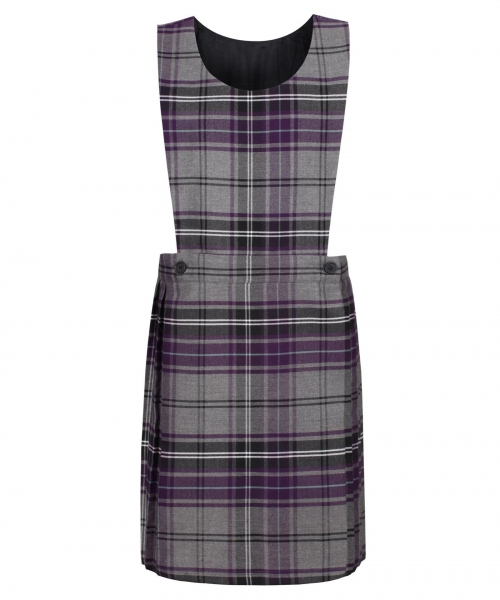 SOUTHDALE PRIMARY SCHOOL TARTAN PINAFORE