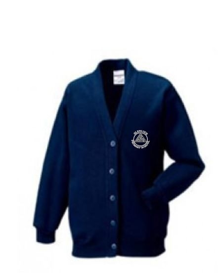 GLENLUCE PRIMARY SCHOOL CARDIGAN