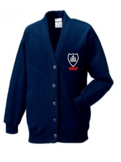 GREENLAW PRIMARY SCHOOL CARDIGAN