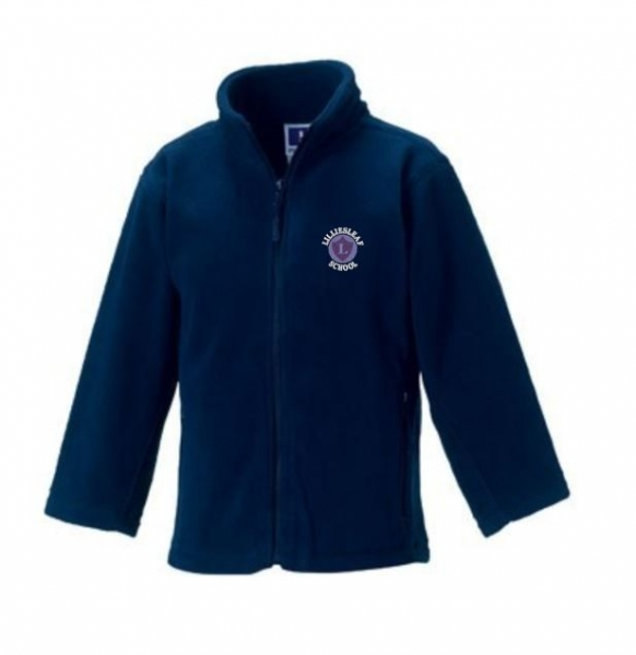 LILLiESLEAF PRIMARY SCHOOL FULL ZIP FLEECE