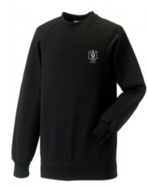 WALLACESTONE PRIMARY 7 SCHOOL SWEATSHIRT