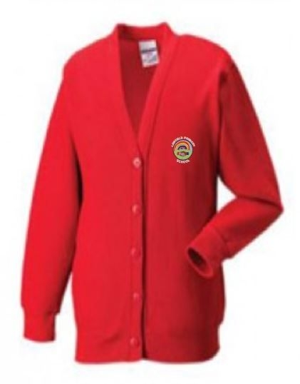 LAWFIELD PRIMARY SCHOOL CARDIGAN