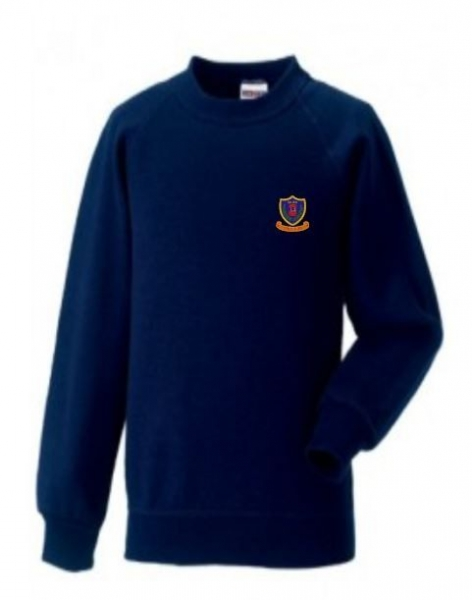 REDWELL PRIMARY SCHOOL CREWNECK SWEATSHIRT