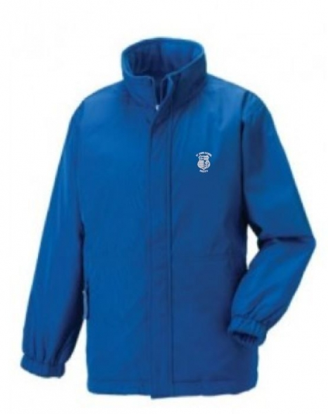ST JOHNS SCHOOL LIGHTWEIGHT REVERSIBLE JACKET