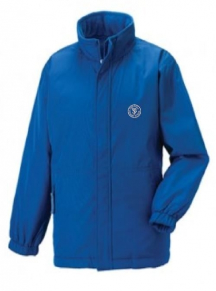THORNHILL PRIMARY SCHOOL LIGHTWEIGHT REVERSIBLE JACKET