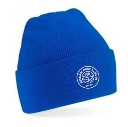 HEXHAM FIRST SCHOOL WOOL HAT