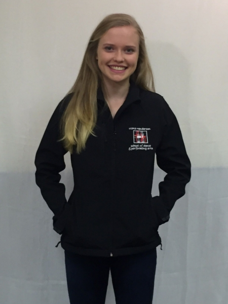 Fiona Henderson School Of Dance Unisex Softshell Jacket