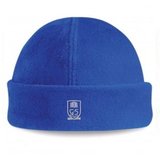 GRANGE PRIMARY SCHOOL KNITTED HAT