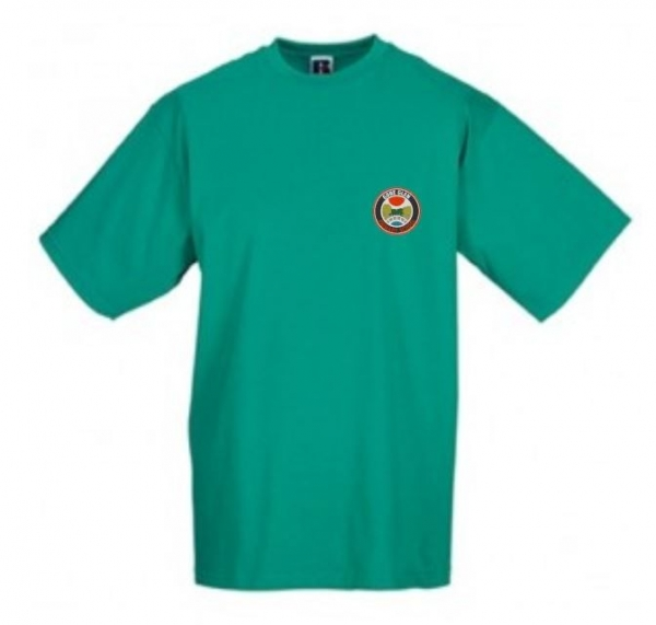 GOREGLEN PRIMARY SCHOOL T-SHIRT