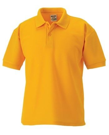 JAMES GILLESPIES PRIMARY 7 SCHOOL POLOSHIRT
