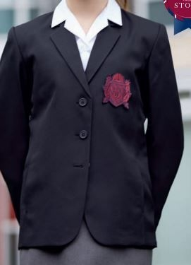 DALKEITH GIRLS FITTED BLAZER DO NOT USE