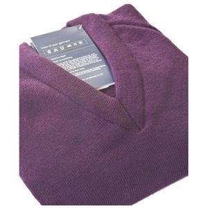ST CUTHBERTS PRIMARY SCHOOL KNITTED V-NECK JUMPER