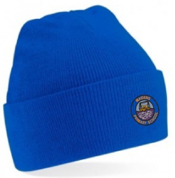 MAIDENS PRIMARY SCHOOL WOOL HAT