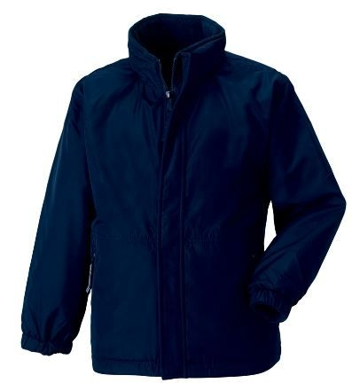 ALYTH PRIMARY SCHOOL LIGHTWEIGHT REVERSIBLE JACKET (WITHOUT LOGO)