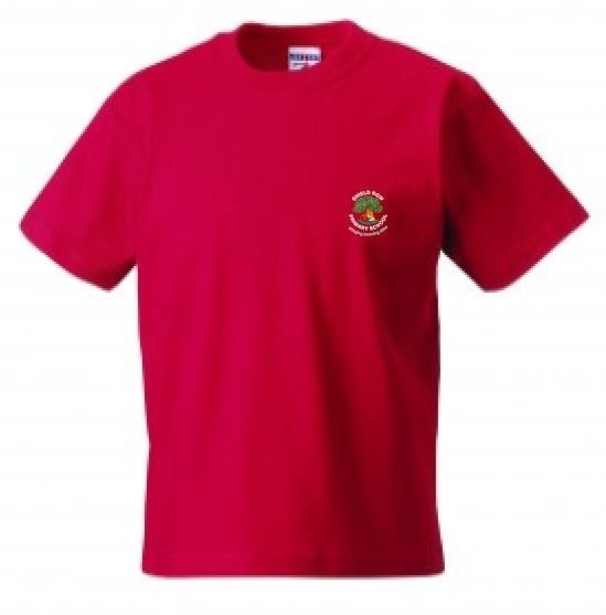 SHIELD ROW PRIMARY SCHOOL T-SHIRT