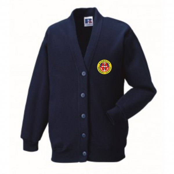Eyemouth *Primary 1-6* Sweatshirt Cardigan *Non Returnable*