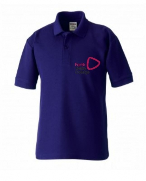 Forth Valley College Poloshirt