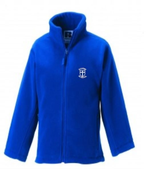 SCOTBY C OF E SCHOOL FLEECE