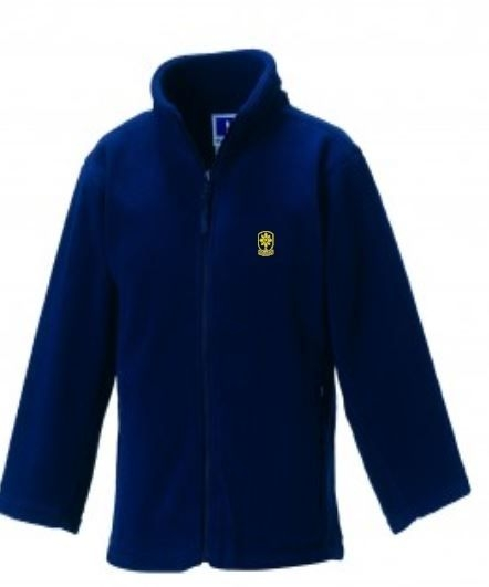 ST MONICAS PRIMARY SCHOOL FLEECE