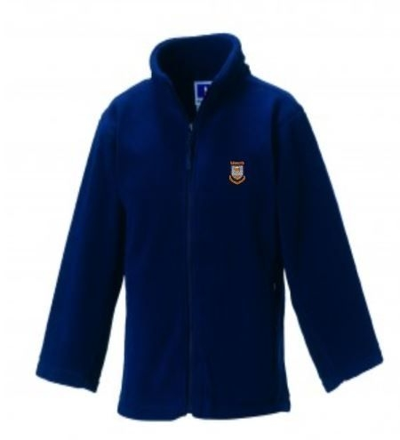 TULLIALLAN PRIMARY SCHOOL FLEECE JACKET