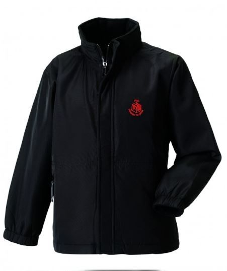 PEEL PRIMARY SCHOOL LIGHTWEIGHT REVERSIBLE JACKET