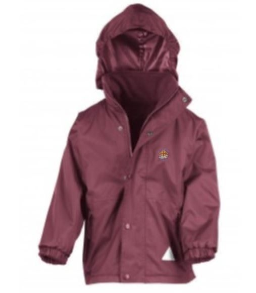 ST COLUMBAS RC PRIMARY SCHOOL REVERSIBLE JACKET