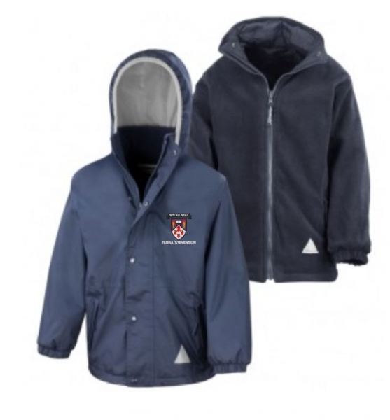 FLORA STEVENSON PRIMARY SCHOOL REVERSIBLE JACKET