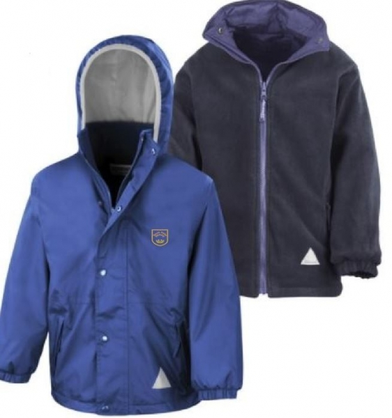 SOUTH PARKS PRIMARY SCHOOL REVERSIBLE JACKET