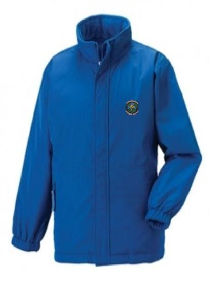 STRATHKINNESS PRIMARY SCHOOL LIGHTWEIGHT REVERSIBLE JACKET