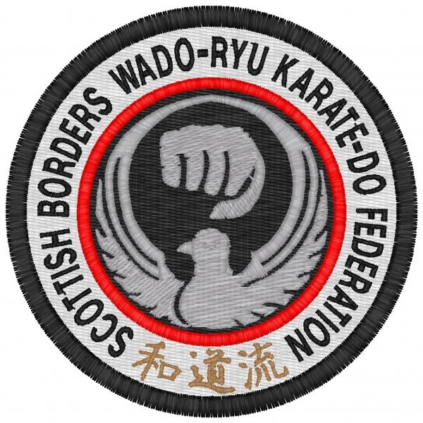 WADO RYU BADGE
