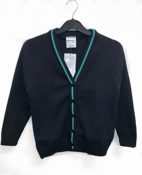 ST MUNGOS PS KNITTED CARDIGAN