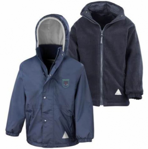 WESTFIELD NURSERY REVERSIBLE JACKET