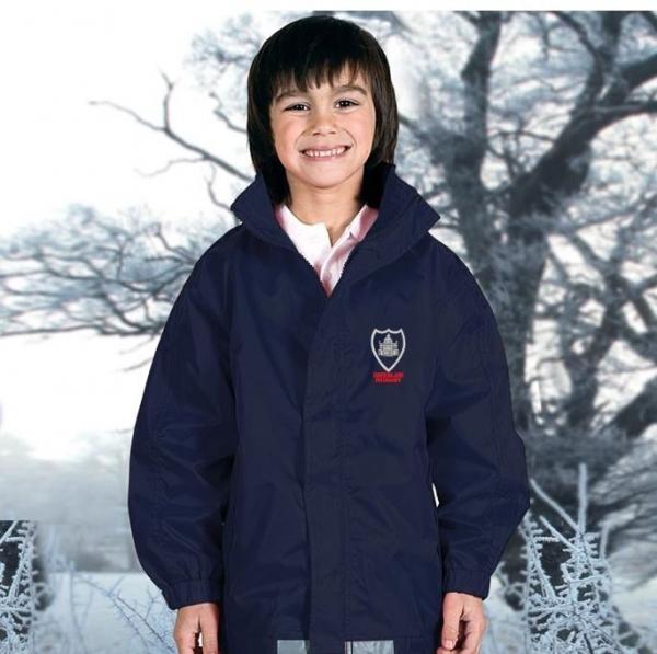 GREENLAW PRIMARY SCHOOL SHOWER JACKET
