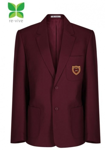 HEATHERYKNOWE BOYS BLAZER
