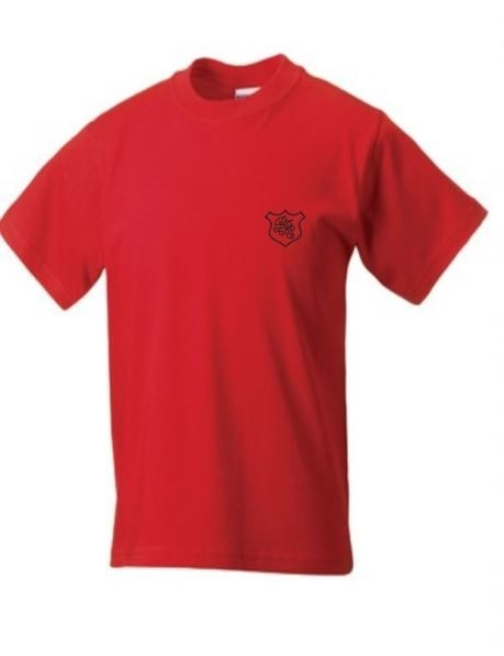 PARKHEAD SCHOOL GYM T-SHIRT