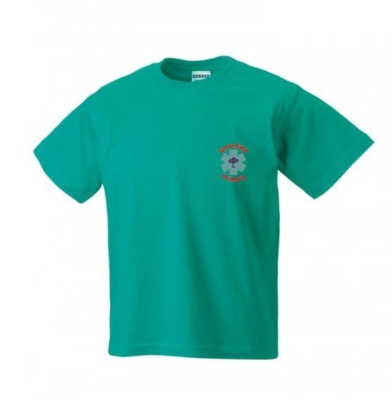 GREENFIELD PRIMARY SCHOOL T-SHIRT
