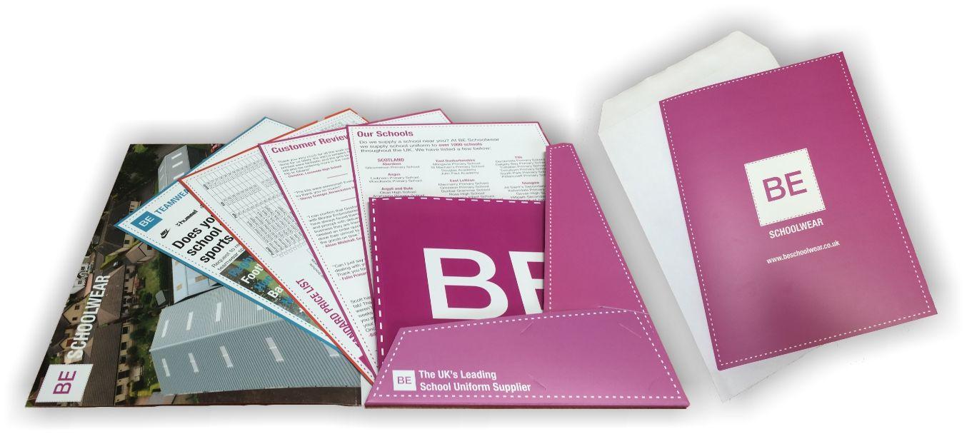 BE Schoolwear Information Pack