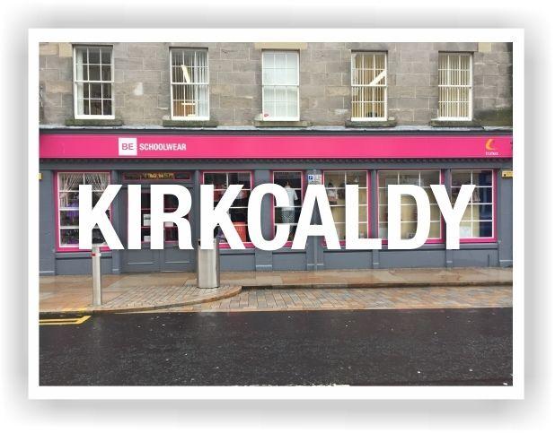 Be Schoolwear Kirkcaldy