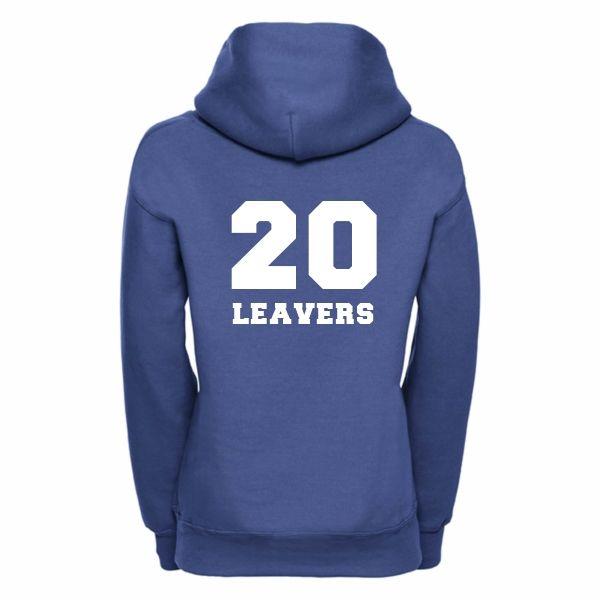 Leavers Hoodie Back Design 3