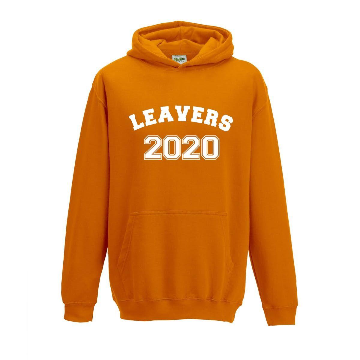 Leavers Hoodie Front Design 12