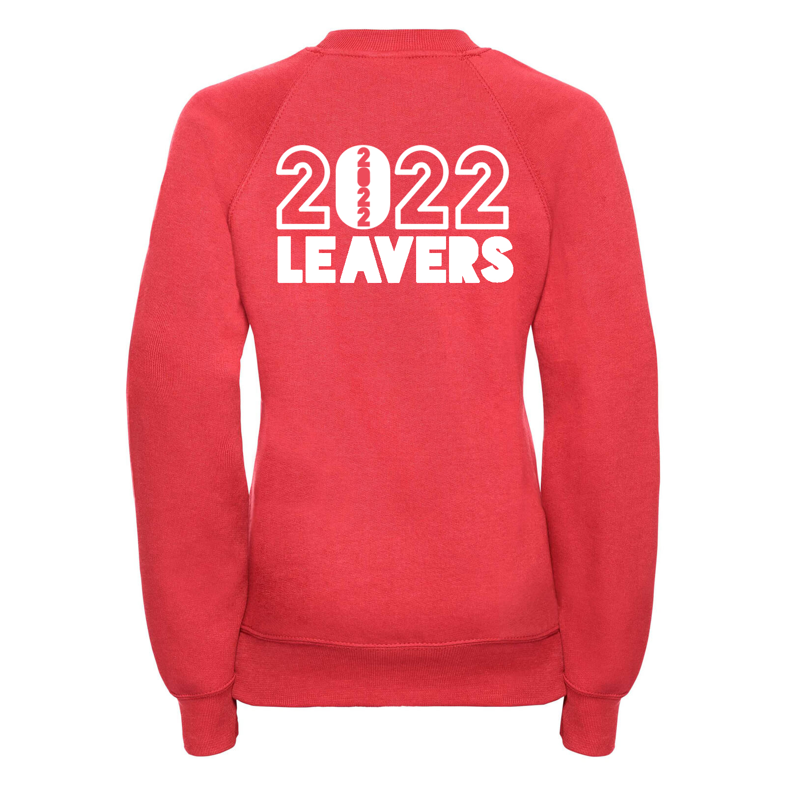 Leavers Hoodie Back Design 13