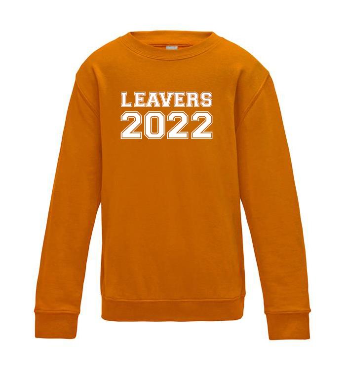 Leavers Hoodie Front Design 7