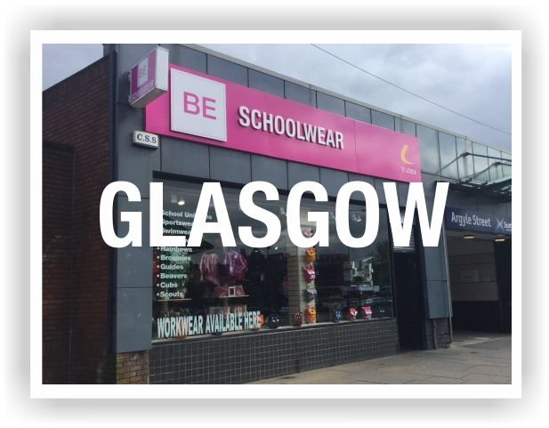 Be Schoolwear Glasgow